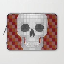 Red Ѕkull Laptop Sleeve