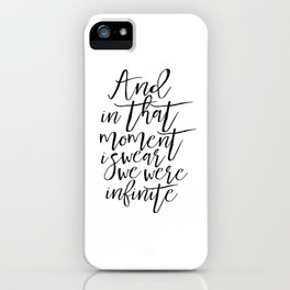 LOVE SIGN,I love You More,Gift For Her,Gift For Him,Wedding Anniversary,Valentines Day,Love Quote,En iPhone Case