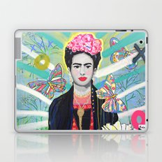Frida Kahló Laptop & iPad Skin