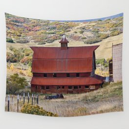 Perry Park Barn Wall Tapestry