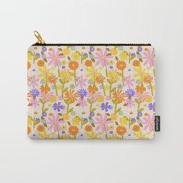 Flower Power Light Carry-All Pouch