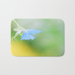 Tiny Butterfly Bath Mat