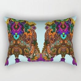 AbstraciveFun Rectangular Pillow