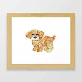 Bramble Framed Art Print