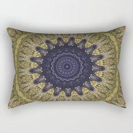 Better than Yours Colormix Mandala 3 Rectangular Pillow
