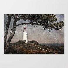 The Dornbusch Lighthouse Canvas Print