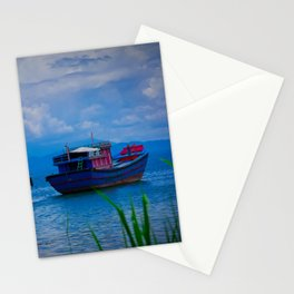 Adjust the Sails Stationery Cards