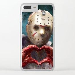 Love, Jason Clear iPhone Case