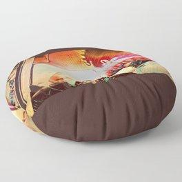 Morning Sickness Floor Pillow