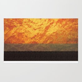 The Wheat and the Tares Rug