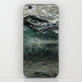 wave forming iPhone Skin