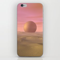 Desert Dream of Geometric Proportions iPhone & iPod Skin