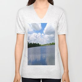 Heaven and Earth Unisex V-Neck
