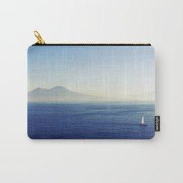 Naples sea at morning Carry-All Pouch