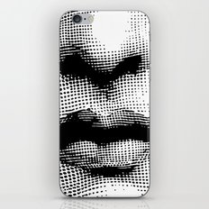 Lina Cavalieri Nose & Mouth iPhone Skin