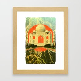 Taj  Framed Art Print
