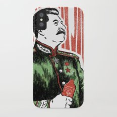 Stalin Sauce Slim Case iPhone X