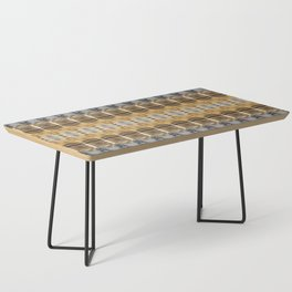 Golden River Reflections Coffee Table