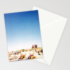New York Summer at the Beach #1 Stationery Cards