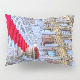 Ciragan Palace Istanbul Red Carpet Pillow Sham