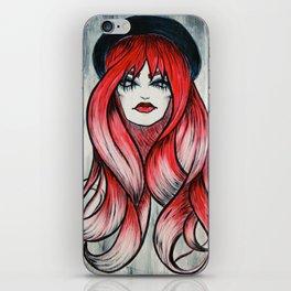Emilie iPhone Skin
