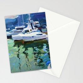 Tomorrow at sea Stationery Cards