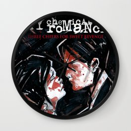 My Chemical Romance - Three Cheers for Sweet Revenge Wall Clock