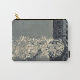 Flatiron Fractal Carry-All Pouch