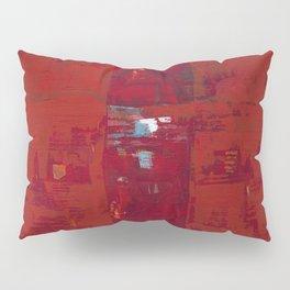 Red Solomon Pillow Sham