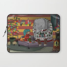 A Cosy Christmas Laptop Sleeve