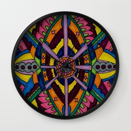 design3 Wall Clock