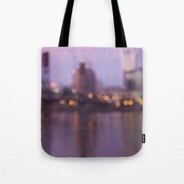 Portland at Dawn Tote Bag