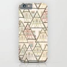 Pattern Houses Slim Case iPhone 6s