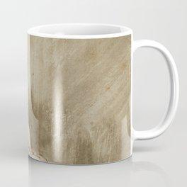Nude Woman Seated on a Stool Coffee Mug