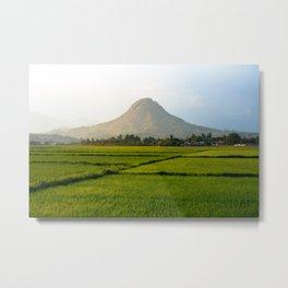 Mt. Malasimbo Metal Print
