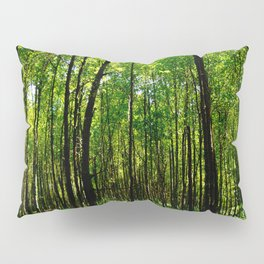 Green breeze Pillow Sham