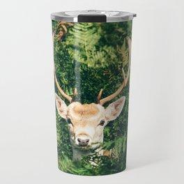 deer cerf 4 Travel Mug