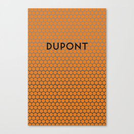 DUPONT | Subway Station Canvas Print