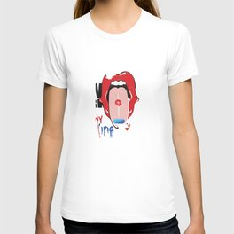 lippy T-shirt