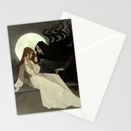 Spells of Shadow Stationery Cards