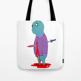 Insensitive Die Tote Bag