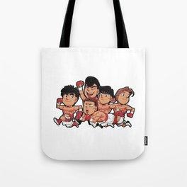 Kamogawa Gym Tote Bag