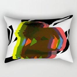 BeachGirl Rectangular Pillow