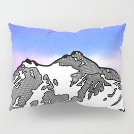 Mount Baker Pillow Sham