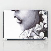 sakura iPad Cases featuring Sakura by Nester Formentera