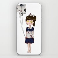 bioshock iPhone & iPod Skins featuring BIOSHOCK by all or some