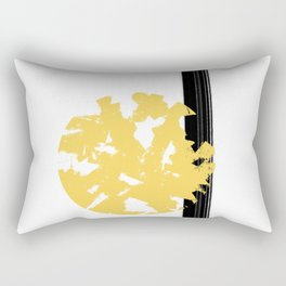 Abstract Sun #society6 #abstractart Rectangular Pillow
