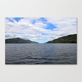 The Great Loch Ness Canvas Print