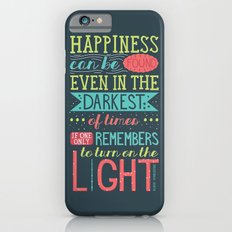 Happiness iPhone 6 Slim Case