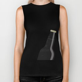 Beer is the answer but I can't remember the question Biker Tank